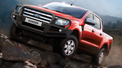 2014 Ford Ranger Gets ANCAP-approved Bull-Bar