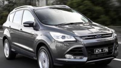 2016 Ford Kuga Titanium she says, he says review