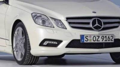 Mercedes-Benz Delaying 2010 E-Class Wagon And Convertible?