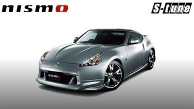 Nismo Tuning Package For 370Z Revealed