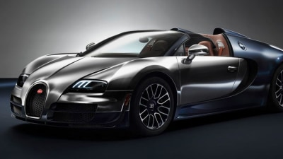 Bugatti Chiron Scheduled For Geneva Priced At AU$3.48 Million - Report