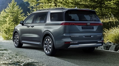 2021 Kia Carnival: Australian engine details surface in government database