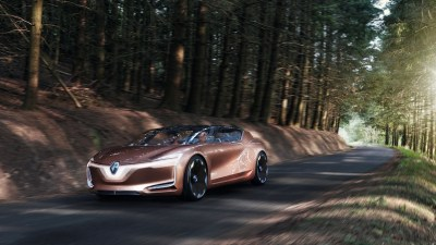 Renault's Prediction Of An Autonomous EV Blurs The Line Between Car And Living Room