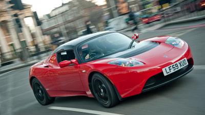 Tesla Roadster 2.5 Approved For Sale In Australia