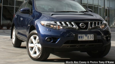 2009 Nissan Murano Ti Road Test Review