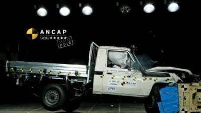 5-Star safety for Toyota's oldest truck