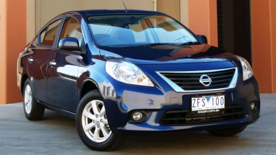 Nissan Almera Cancelled In Australia
