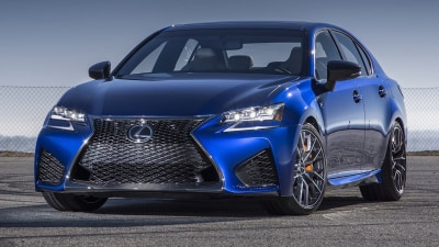 2016 Lexus GSF To Tear Up Goodwood Ahead Of Australian Launch