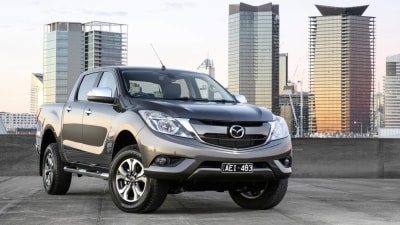 Mazda BT-50 To Soldier On Until Post-2020
