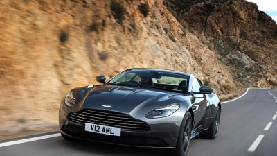 Aston Martin DB11 Clocks 1400 Pre-Orders Even Before Full Details Are Released