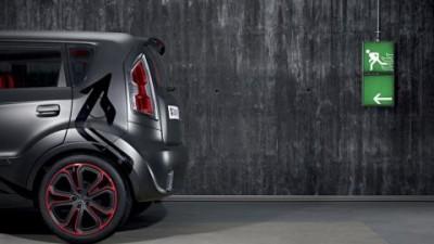 Kia SOUL concepts to debut at 2008 Geneva Motor Show