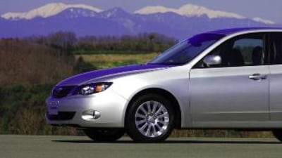 Subaru developing diesel ahead of hybrids