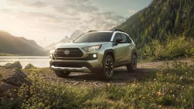 2019 Toyota RAV4 revealed in New York