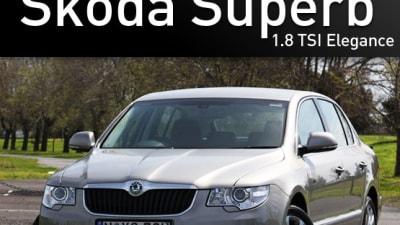 2009 Skoda Superb 1.8 TSI Elegance Road Test Review