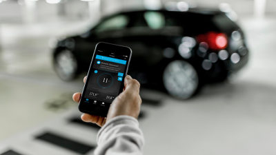 Tinder-style app for electric cars