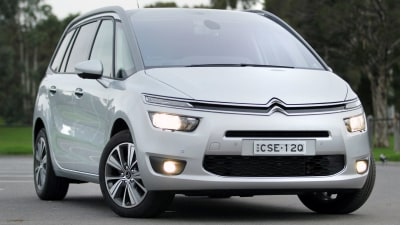 Citroen Grand C4 Picasso Adds Free Tech Pack Until December 31