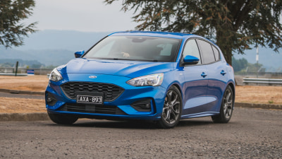 And then there were three: Ford trims Focus range
