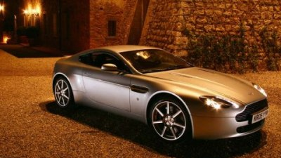 Aston Martin Offering More Power For 4.3L Vantage