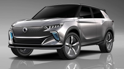 SsangYong could bring electric SUV to Australia