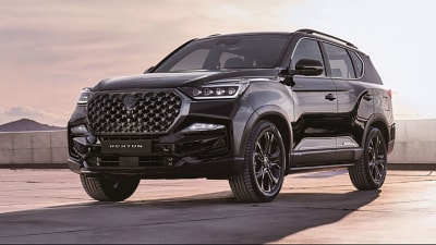 2021 SsangYong new cars
