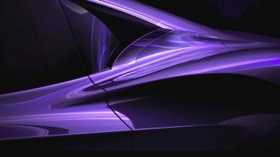 Infiniti Teases EREV Hybrid Sports Car Concept: Video