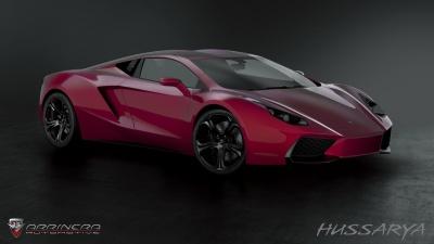 Arrinera's New Supercar Dubbed Hussarya