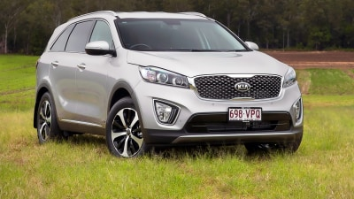 Kia Boosts Value With Sorento Si Limited