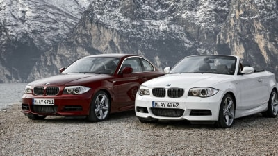 2012 BMW 1 Series Coupe And Convertible Coming To Australia In Q3 2011