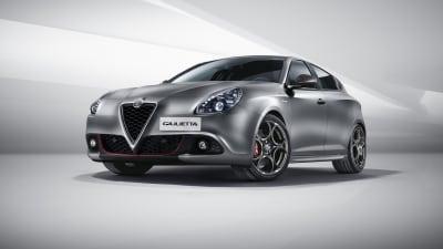 2016 Alfa Romeo Giulietta Facelift Shown Ahead Of Geneva Debut