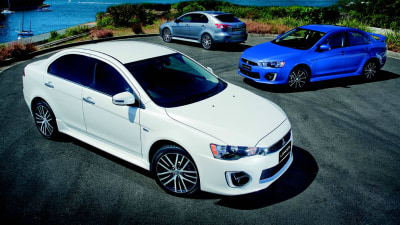 Mitsubishi Lancer - 2016 Price And Features For Australia