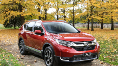 2017 Honda CR-V -  Price And Features For Australia