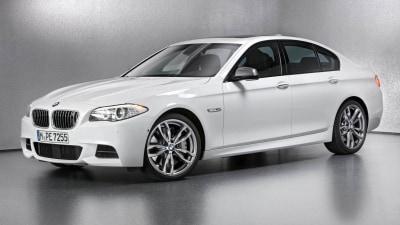 BMW M Performance Range Revealed, New Tri-turbo Diesels