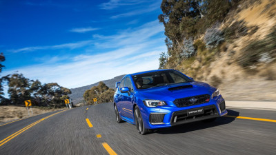 Subaru WRX STI used car review