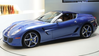 Ferrari Superamerica 45 Revealed As Latest One-off Special