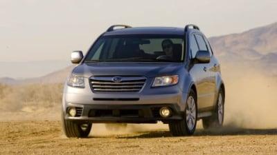 Subaru Receives Four US Top Safety Pick Awards