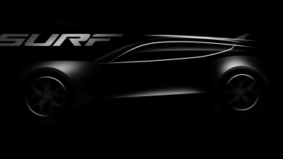 Fisker Surf Silhouette Teases New Electric Concept