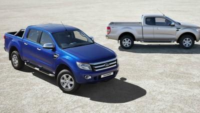 Ford Ranger   Ford Territory Recalled For Shaft Speed Sensor
