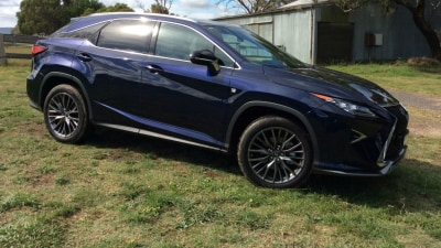 2016 Lexus RX350 F Sport REVIEW | Loaded With Features, But Soft On Road