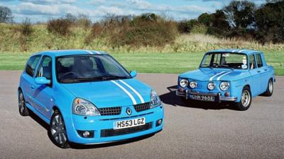 Renault's Gordini Revival Includes Electric Future