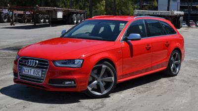 2013 Audi S4 Avant Review