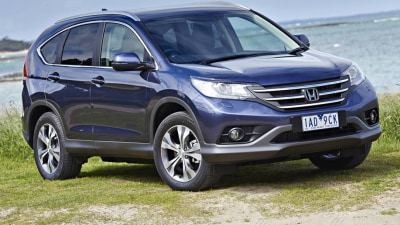 2014 Honda CR-V Diesel: Price And Features For Growing SUV Range