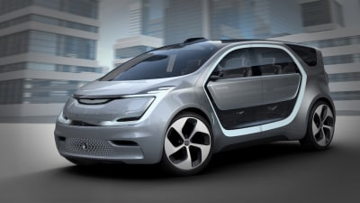 Chrysler Aims For The Attention Of Millennials With Portal Concept