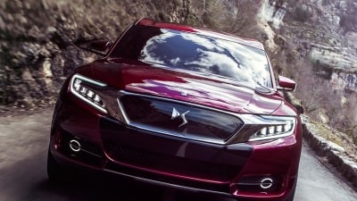 Citroen DSX7 SUV For Europe: Report