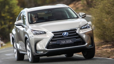 The Week That Was: Lexus NX 300h, Volvo V60 Polestar, Mazda2