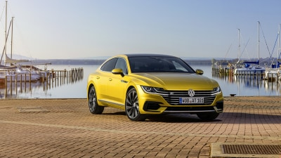 Volkswagen Arteon Price Revealed - Benz And BMW Targeted