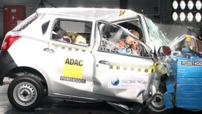 India's NCAP Safety Board Launches With Zero Stars For Datsun Go: Video