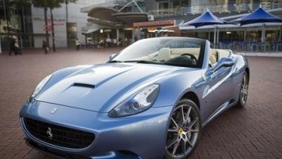 2009 Ferrari California Coming To Sydney Motor Show
