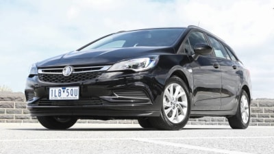 2018 Holden Astra Sportwagon - Price And Features For Australia