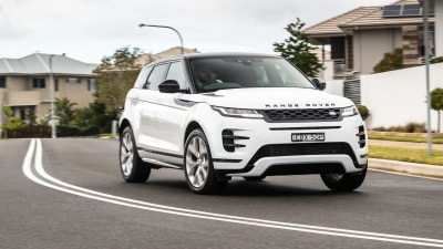 Jaguar Land Rover not considering smaller vehicles - report