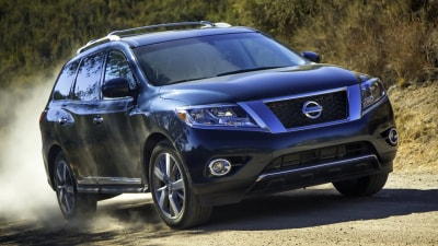 New Nissan Pathfinder On Sale In Australia From Second Half 2013